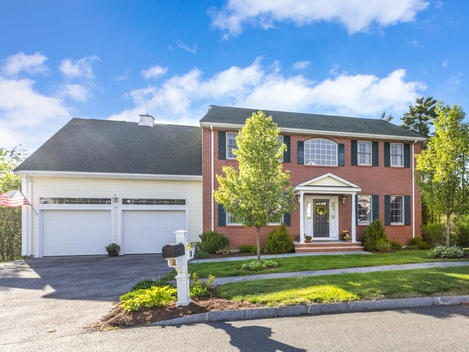 Single Family Home for sales at Stately Colonial 26 Lawndale Circle Gloucester, Massachusetts 01930 United States