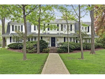 Casa Unifamiliar for sales at 711 S Washington   Hinsdale, Illinois 60521 Estados Unidos