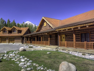 Single Family Home for sales at Ulery's Lake Lodge 10 Mountain Trail Road Big Sky, Montana 59716 United States