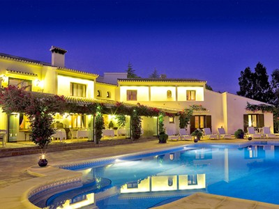 Multi-Family Home for sales at Prestigious Hotel or Residence with a wealth of charme Benissa, Alicante Costa Blanca Spain