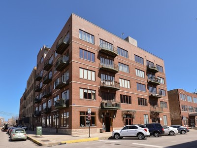 Condominium for sales at West Loop Loft 1152 W Fulton Market St Unit 3A Chicago, Illinois 60607 United States