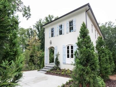 단독 가정 주택 for sales at New Home Across From Westminster 3085 Clarendale Drive Atlanta, 조지아 30327 미국