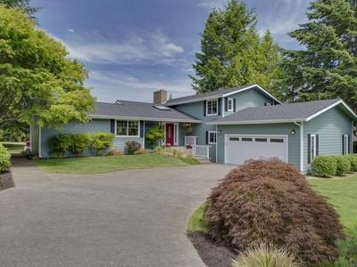 Частный односемейный дом for sales at Meadowmeer 8422 Meadowmeer Road NE Bainbridge Island, Вашингтон 98110 Соединенные Штаты