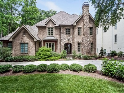 Single Family Home for sales at Buckhead Gem 3060 Arden Road Atlanta, Georgia 30305 United States