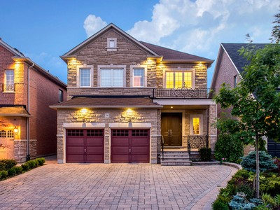 Einfamilienhaus for sales at Thornhill Woods Greenpark Luxury Home 16 Shalom Aleichem Court Vaughan, Ontario L4J0E5 Kanada