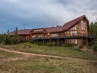 Single Family Home for  sales at 303 Old State Highway 7   Allenspark, Colorado 80510 United States