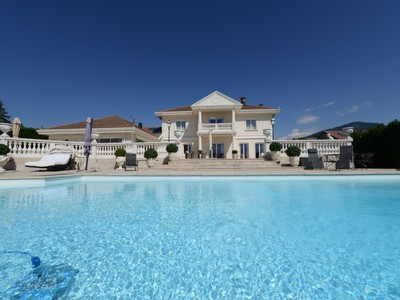 独户住宅 for sales at Villa near Swiss Border Champ Boulens Other Rhone-Alpes, 罗纳阿尔卑斯 74140 法国