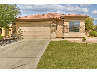 Single Family Home for sales at Move-In Ready Home on Fabulous Private Corner Lot 41596 W Corvalis Lane  Maricopa, Arizona 85138 United States