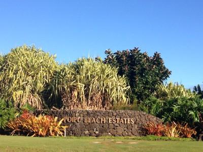 Terrain for sales at Poipu Beach Estates #186  Poipu, Hawaii 96756 États-Unis
