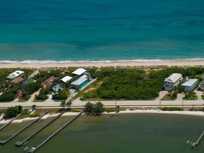Terreno for sales at Ambersand Beach Ocean To River Homesite 12920 Highway A1A Vero Beach, Florida 32963 Estados Unidos
