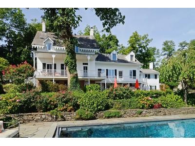 """Casa Unifamiliar for sales at """"Ding Dong House"""" 35 Washington Spring Road  Palisades, Nueva York 10964 Estados Unidos"""