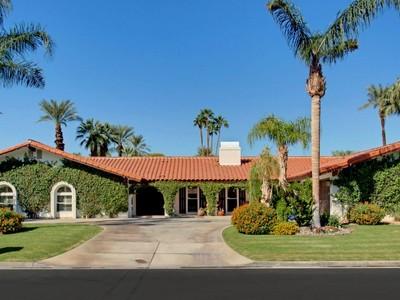 Частный односемейный дом for sales at 45725 Via Corona   Indian Wells, Калифорния 92210 Соединенные Штаты