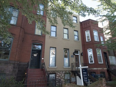 Townhouse for sales at Mt. Vernon 456 M Street Nw 2 Washington, District Of Columbia 20001 United States