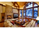 Single Family Home for rentals at French-Inspired Mountain Home 681 Mountain Laurel Drive Aspen, Colorado 81611 United States