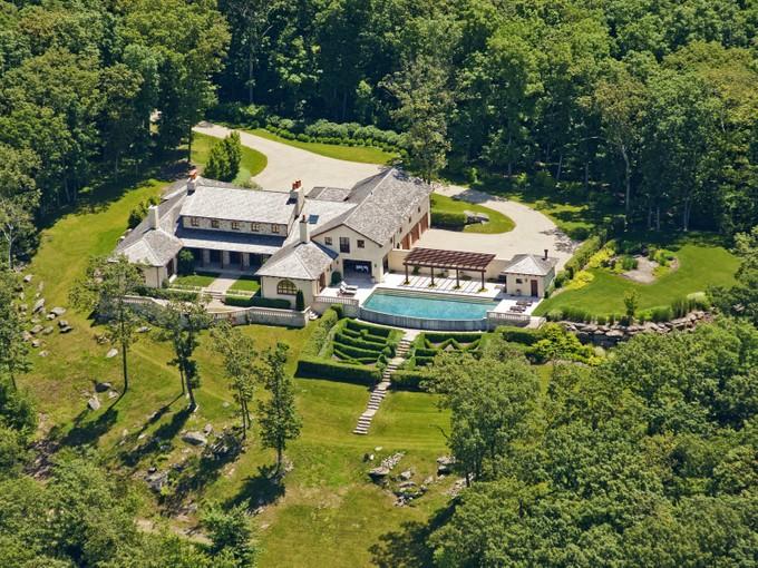 Maison unifamiliale for sales at Hidden Villa 175 Carter Road   Kent, Connecticut 06757 États-Unis