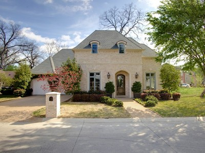 独户住宅 for sales at 4537 Elm River Court  Fort Worth, 得克萨斯州 76116 美国