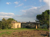 Single Family Home for sales at Farmhouse with panoramic views of Val D'Orcia countryside Buonconvento   Siena, Siena 53022 Italy