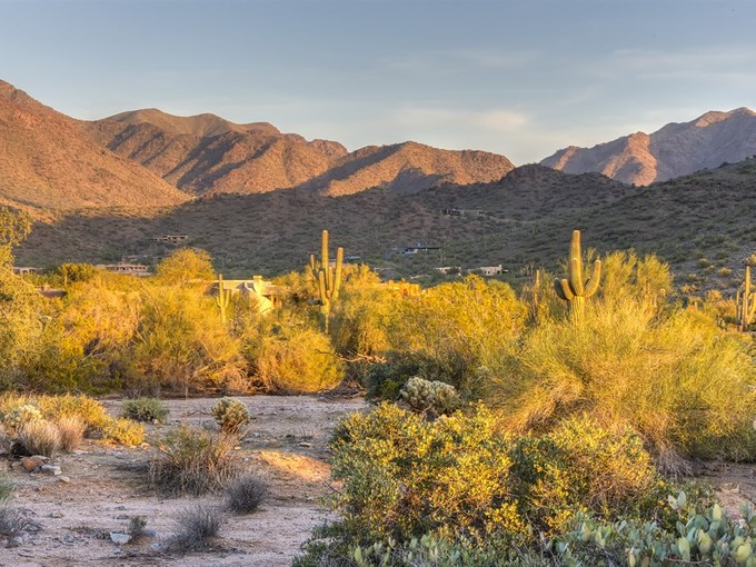 Land for sales at Fabulous Private 5.81 Acre Custom Homesite with Spectacular Views 22633 N Church Rd #11 Scottsdale, Arizona 85255 United States