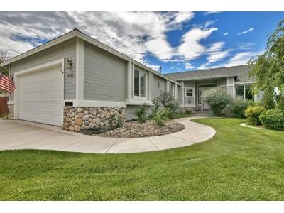 Maison unifamiliale for sales at 1014 Sundown Court  Gardnerville, Nevada 89460 États-Unis