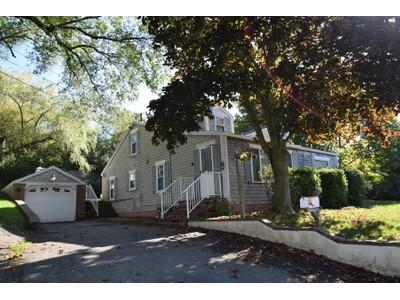 Maison unifamiliale for sales at 3 Bedroom Cape on 7000+/- SF lot 141 Bradford Street Extension  Provincetown, Massachusetts 02657 États-Unis