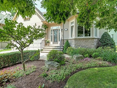 Single Family Home for sales at Enchanting Bungalow with Loft 39 Holyrood Avenue Oakville, Ontario L6K2V4 Canada