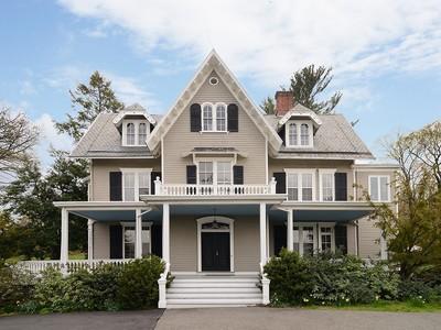 """Casa Unifamiliar for sales at """"Seven Oaks"""" 64 Ludlow Lane, Snedens Landing Palisades, Nueva York 10964 Estados Unidos"""