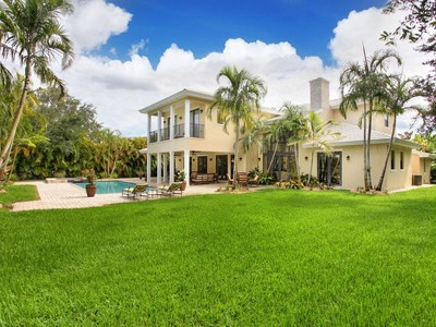 Single Family Home for sales at 7641 SW 59 CT    Miami, Florida 33143 United States