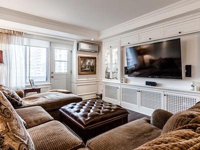 Eigentumswohnung for sales at Golden Square Mile 3445 Rue Drummond, app. 606 Montreal, Quebec H3G1X9 Kanada