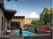 獨棟家庭住宅 for sales at Mid-Century Modern Jewel 245 Pony Soldier Rd   Sedona, 亞利桑那州 86336 美國