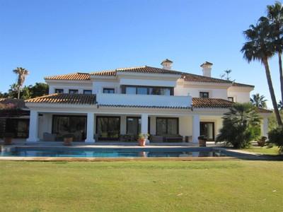 Maison unifamiliale for sales at Sotogrande Costa  Sotogrande, Costa Del Sol 11310 Espagne