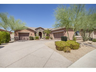Villa for sales at Fantastic Single Story Cul-De-Sac Home In Windgate Ranch 17353 N 99th Place Scottsdale, Arizona 85255 United States