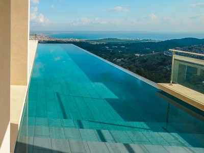 集合住宅 for sales at Modern Designer-Villa With Views To the bay   Palma Son Vida, マヨルカ 07013 スペイン
