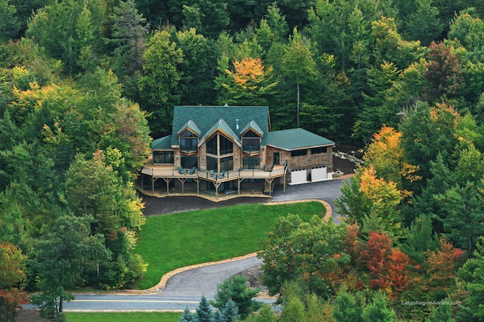 Single Family Home for sales at Magnificent Views 138 Cumberland Road Gilford, New Hampshire 03249 United States