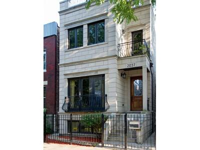 Maison unifamiliale for sales at Perfect Townhome Alternative! 2037 W Race Avenue  Chicago, Illinois 60612 États-Unis