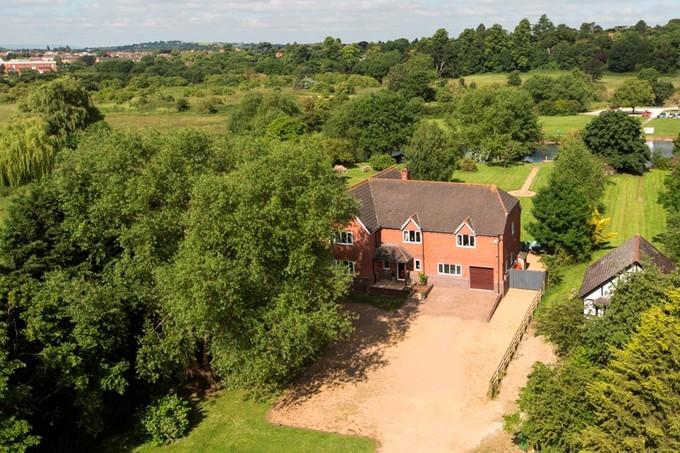 Einfamilienhaus for sales at Orchard House Stratford Upon Avon, England Vereinigtes Königreich