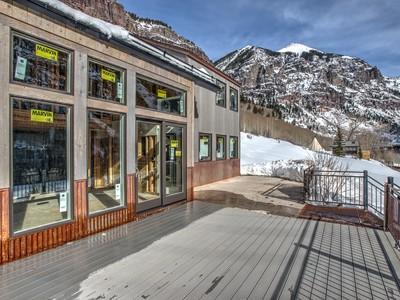 Maison unifamiliale for sales at 789 E Hwy 145   Telluride, Colorado 81435 États-Unis