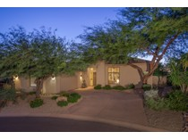 Single Family Home for sales at Light & Bright Impeccably Maintained Home In Golf Community Of Legend Trail 34748 N 93rd Place   Scottsdale, Arizona 85262 United States