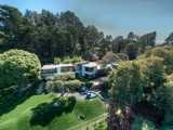 獨棟家庭住宅 for sales at Tiburon's Award Winning Modern Marvel 35 Hacienda Drive Tiburon, 加利福尼亞州 94920 美國