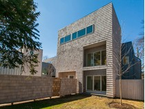 Townhouse for sales at At Last, A Modern Refuge In The Heart Of Town 16 Greenview Avenue   Princeton, New Jersey 08542 United States