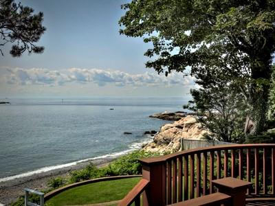 Maison unifamiliale for sales at Marblehead Neck Victorian 279 Ocean Avenue Marblehead, Massachusetts 01945 États-Unis