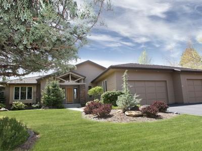 Single Family Home for sales at Broken Top 61553 Tam McArthur Loop Bend, Oregon 97702 United States