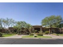 Single Family Home for sales at Stunning Spacious Custom Home Situated In Prestigious Gated Los Diamantes 9350 N 129th Place   Scottsdale, Arizona 85259 United States