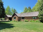 Einfamilienhaus for  sales at 2 Homes on 11 Acres on Driggs Main St. 552 South Hwy 33 (Main Street)   Driggs, Idaho 83422 Vereinigte Staaten
