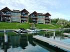 Condominium for  sales at River Landing 602 6th Street W Unit 303 Polson, Montana 59860 United States