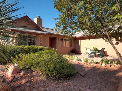 Casa Unifamiliar for sales at Serenity in Sedona 60 Chavez Ranch Rd Sedona, Arizona 86336 Estados Unidos
