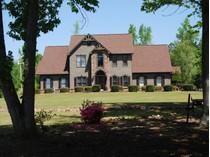 Villa for sales at Beautiful 35 Acre Gated Estate 680 Lakeview Drive   Brooks, Georgia 30205 Stati Uniti