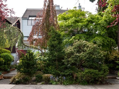 Nhà phố for sales at Kits Point - Sophisticated Contemporary 1982 McNicoll Ave Vancouver, British Columbia V6J1A6 Canada