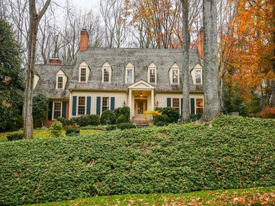 Single Family Home for sales at Longwood 9410 Brooke Dr Bethesda, Maryland 20817 United States