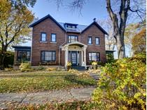 Частный односемейный дом for sales at Quebec city 1010, avenue des Braves   Quebec, Квебек G1S3C8 Канада