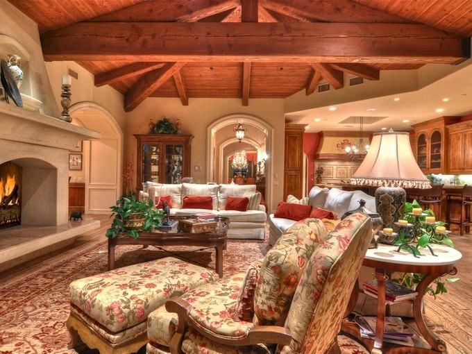 Einfamilienhaus for sales at Rancho Santa Fe Covenant 5040 El Mirlo Rancho Santa Fe, Kalifornien 92067 Vereinigte Staaten